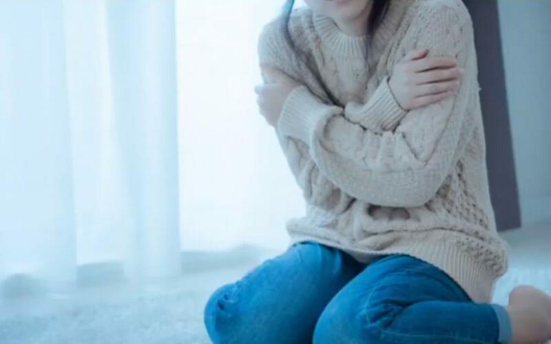 冷え・肩こり・めまい・顔のほてり・食欲不振は、寒暖差疲労が原因